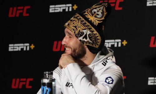 «Думал, что его финиширую». Сергей Морозов разобрал свою первую победу в UFC