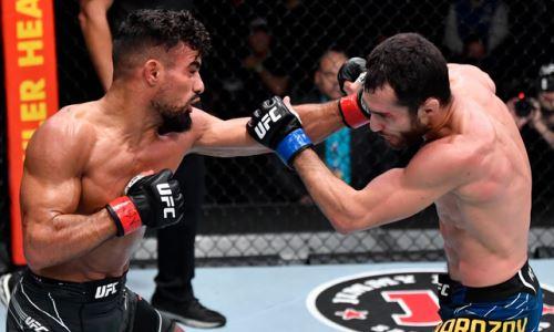 «Доминировал все 15 минут». Победа Сергея Морозова в UFC впечатлила американское СМИ
