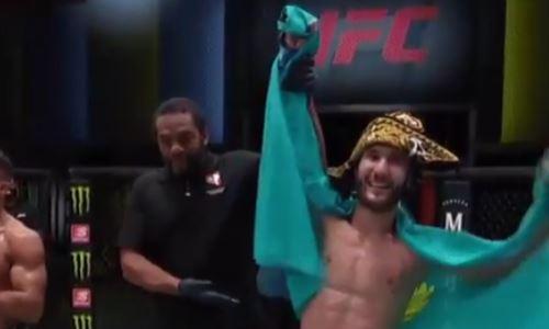 «Обязательно хочу». Сергей Морозов озвучил планы на следующий бой в UFC