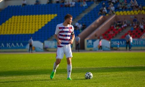 «Не смогли сыграть на привычных скоростях». Футболист «Акжайыка» высказался о матче с «Кайсаром»