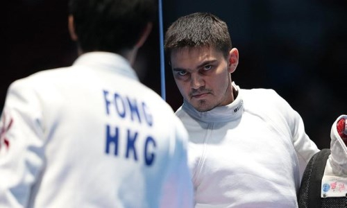 Единственный казахстанский фехтовальщик на Играх в Токио рассказал о пребывании в Олимпийской деревне