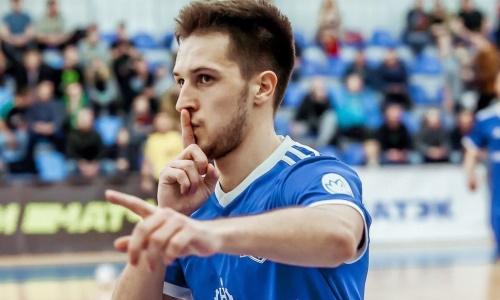 Игрок сборной Казахстана официально перешел в российский клуб
