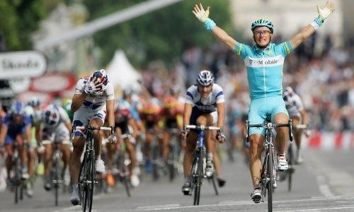 Александр Винокуров дал оценку выступлению Луценко на «Тур де Франс»