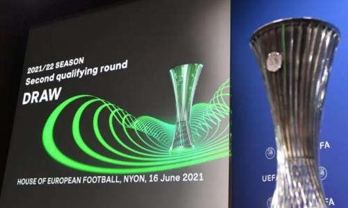 «Астана», «Тобол», «Шахтер» идругие. Сформированы все пары второго отборочного раунда Лиги Конференций