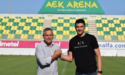Поигравший в Серии А экс-футболист «Актобе» продолжит карьеру на Кипре