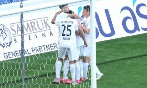 «Ордабасы» одержал вторую победу в Кубке Казахстана благодаря дублю новичка из «Кайрата»
