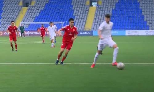 Видеообзор матча Кубка Казахстана СДЮСШОР №8 — «Ордабасы» 1:3