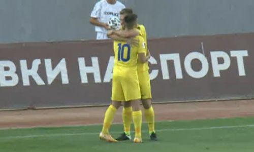 Главный аутсайдер КПЛ одержал гостевую победу в Кубке Казахстана