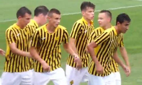 Как «Кайрат-Москва» забивал свои первые мячи в чемпионате России. Видео