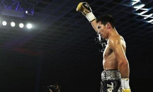 Жанибек Алимханулы совершил подъем в рейтинге The Ring после победы над экс-чемпионом мира