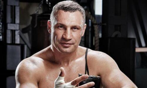 50-летний Виталий Кличко отметил юбилей и поразил всех своей формой. Фото и видео