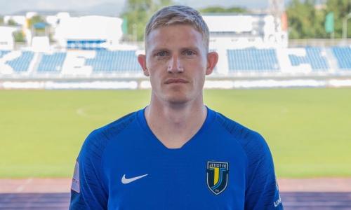 Клуб КПЛ официально объявил о трансфере украинского форварда