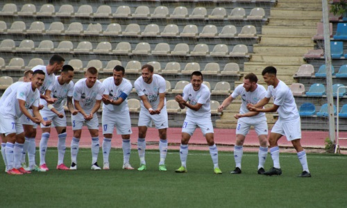 «Окжетпес» на выезде переиграл «Академию Оңтүстік» в матче Первой лиги