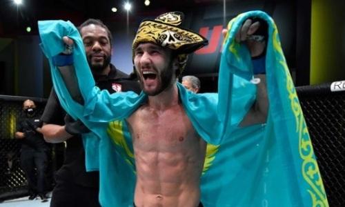«Аплодирую казахстанским бойцам». Иностранные фанаты UFC в восторге от победы «Саб-Зиро»