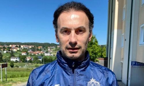 «В мой штаб входит брат-близнец Бабаева». Березуцкий рассказал, за что в ЦСКА будет отвечать Бабаян