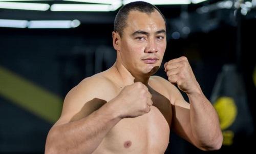 Казахстанский нокаутер-супертяж получил бой против «Танка» с 21 победой