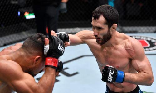 Сергею Морозову предложили соперника на третий бой в UFC
