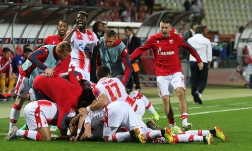 «Црвена Звезда». От волшебного пинка от «Кайрата» до чудесного отскока «Милана»
