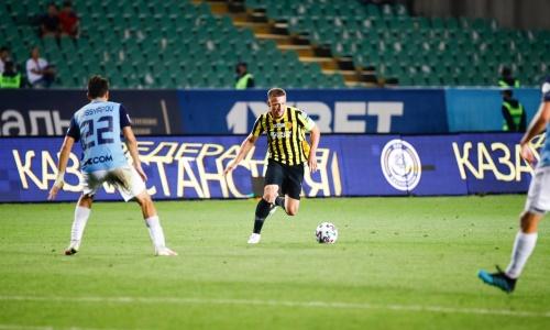 Три игрока «Кайрата» не сыграют против «Турана»