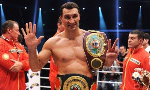 «Незаконченное дело». Промоутер рассказал, что может заставить Владимира Кличко вернуться на ринг