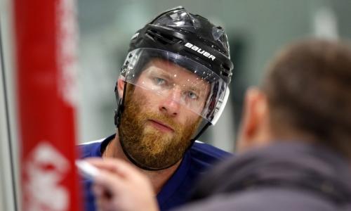 Бывший хоккеист «Барыса» объявил о завершении карьеры