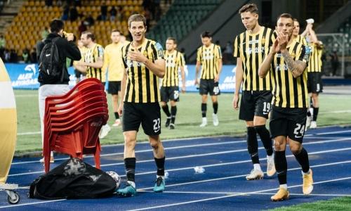 Прямая трансляция матча «Кайрат» — «Црвена Звезда» в Лиге Чемпионов