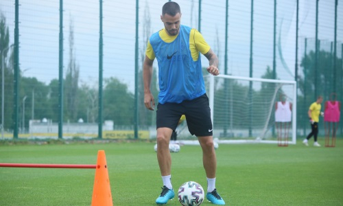 «Я очень горд, что я первый португалец в команде». Новичок «Кайрата» поделился первыми впечатления о клубе