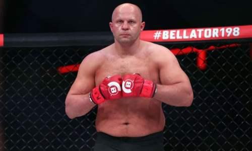 Вероятный соперник Федора Емельяненко уволен из Bellator