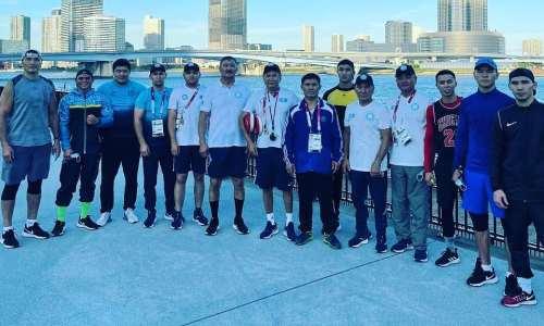 Узбекский тренер назвал самого опасного боксера из Казахстана на Олимпиаде в Токио