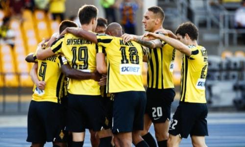 Спрогнозирован точный счет матча Лиги Чемпионов «Кайрат» — «Црвена Звезда»