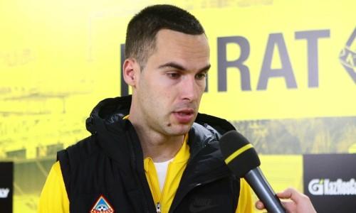 «Команда моего сердца». Экс-лидер «Кайрата» из Сербии дал прогноз на матч с «Црвеной Звездой»