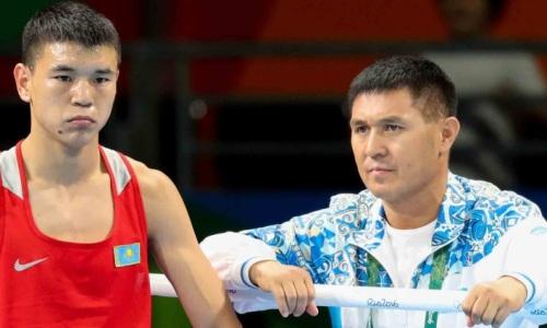 «Казахский вес» без казаха в финале Олимпиады-2020? Узбекский тренер удивил заявлением