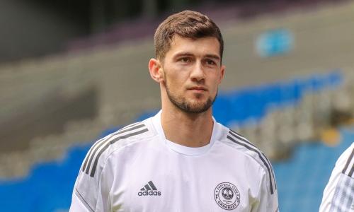 «Ордабасы» сообщил о трансфере футболиста сборной