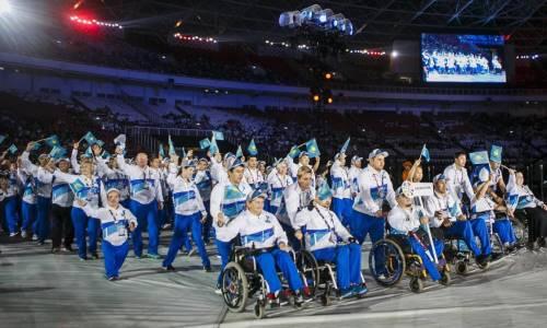 Объявлен состав сборной Казахстана на Паралимпийские игры в Токио