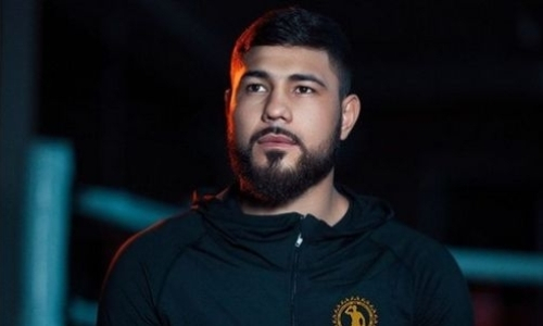 Стал известен срок возвращения Садриддина Ахмедова на ринг