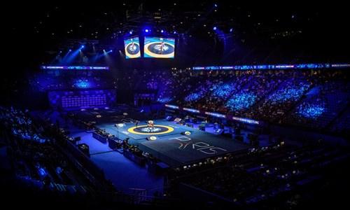Казахстанский борец вольного стиля взял «серебро» юниорского чемпионата мира