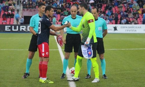 Казахстанские и сербские клубы встречаются в еврокубках в седьмой раз