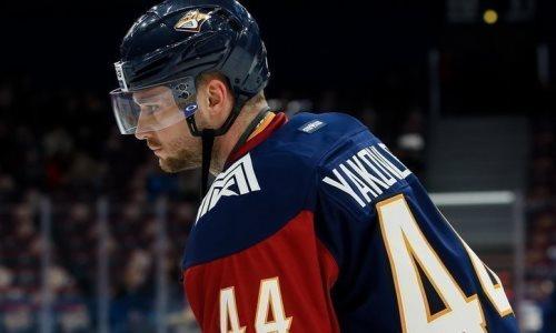 Хоккеисты сборной Казахстана узнали своего капитана в клубе КХЛ после ухода из «Барыса»