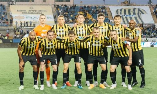 «Кайрат» назвал стартовый состав на домашний матч с «Црвеной Звездой»