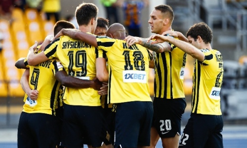 «Кайрат» вырвал победу у «Црвены Звезды» в домашнем матче Лиги Чемпионов