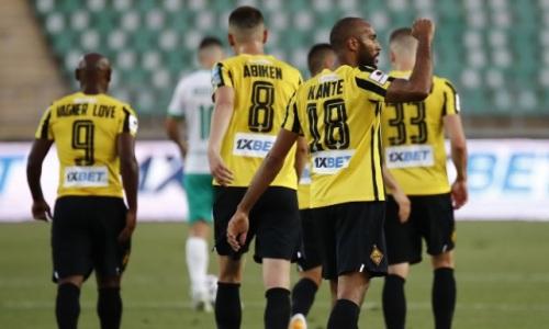 Видеообзор матча, или Как «Кайрат» победил «Црвену Звезду» в Алматы