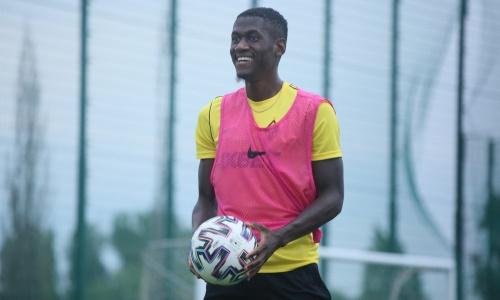 Новичок «Кайрата» взбесил «Црвену Звезду» своим голом в Лиге Чемпионов