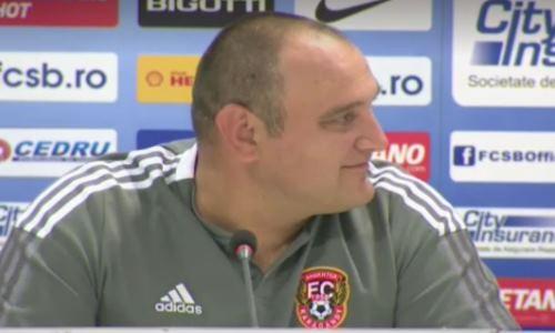 """«""""Стяуа"""" это другая команда». Тренеру «Шахтера» объяснили, кто его соперник в Лиге Конференций. Видео"""