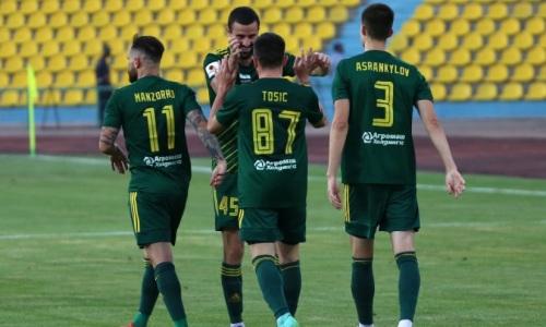 Прямая трансляция матча «Хайдук» — «Тобол» в Лиге Конференций