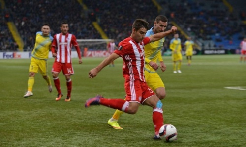 Казахстанские и греческие клубы встречаются в еврокубках в четвертый раз