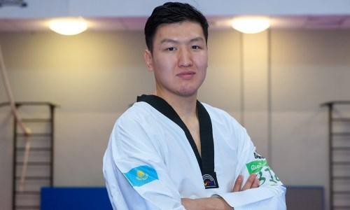 Казахстанские таеквондисты узнали имена первых соперников на Олимпийских играх
