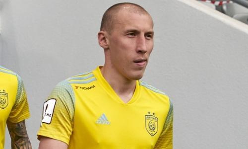 Определен лучший по отборам футболист второго тура Кубка Казахстана. Подробности