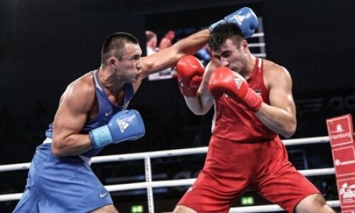 Финал Олимпиады-2020 между Кункабаевым и Джалоловым стал ближе к реальности