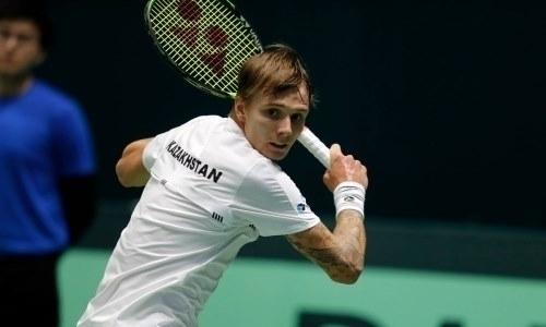 Стало известно расписание выступлений казахстанских теннисистов на Олимпиаде в Токио