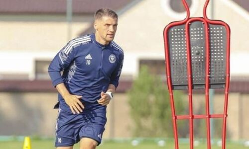 Европейский футболист определился со своим новым клубом после ухода из «Ордабасы»